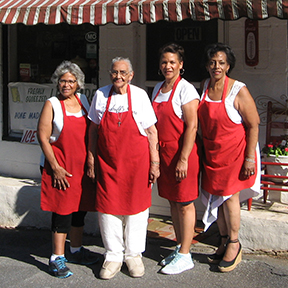 The Pie Shop Ladies